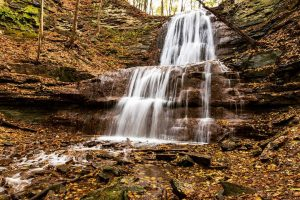 Hiking Hamilton's Waterfalls