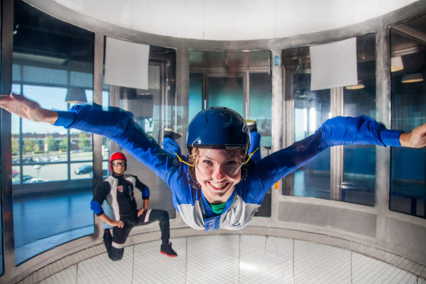 Float High in the Sky at iFLY Toronto(Oakville)