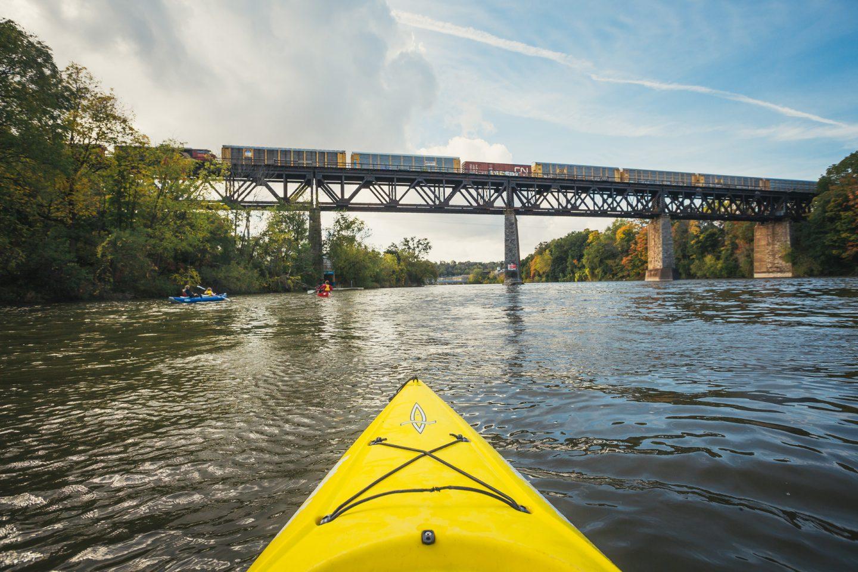 Cambridge to Paris Grand River Day Trip