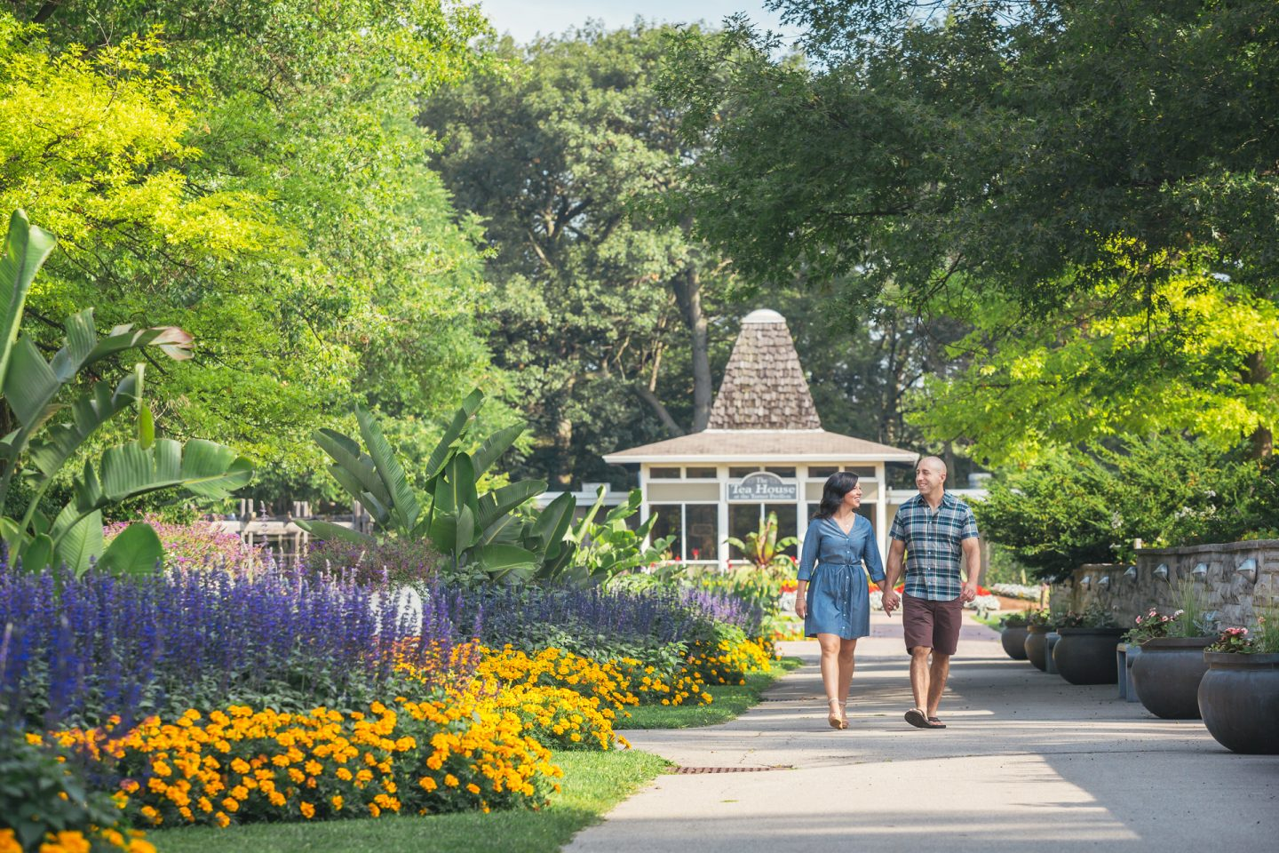 Rose Garden and Hendrie Park Experience