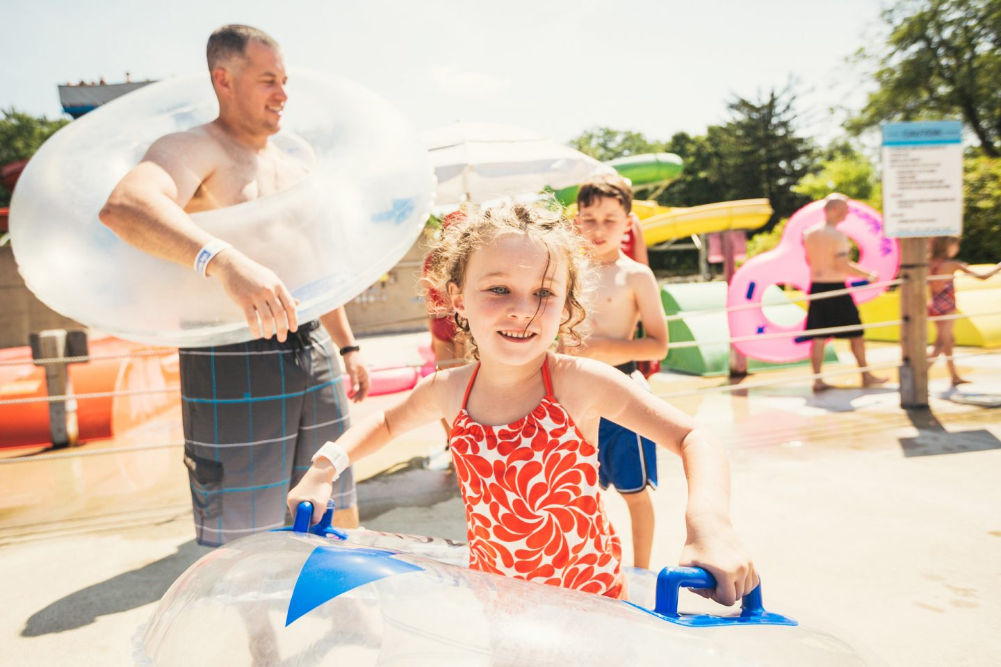 Wild Waterworks – Confederation Park – $2 off admission