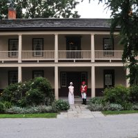 Battlefield House Museum & Park – National Historic Site