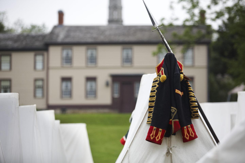 Battlefield House Museum & Park – National Historic Site