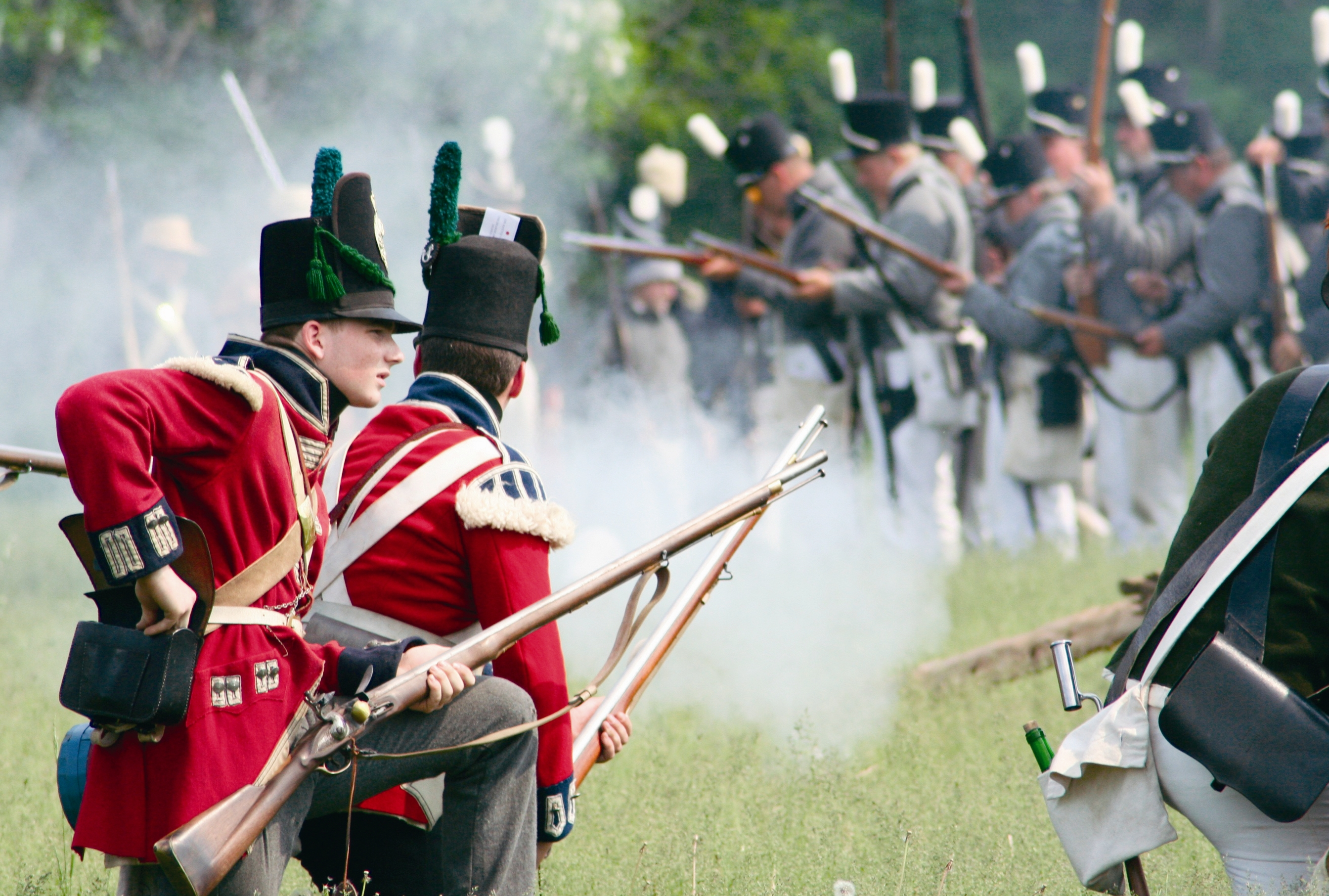 2019 Re-enactment of the Battle of Stoney Creek - Festivals