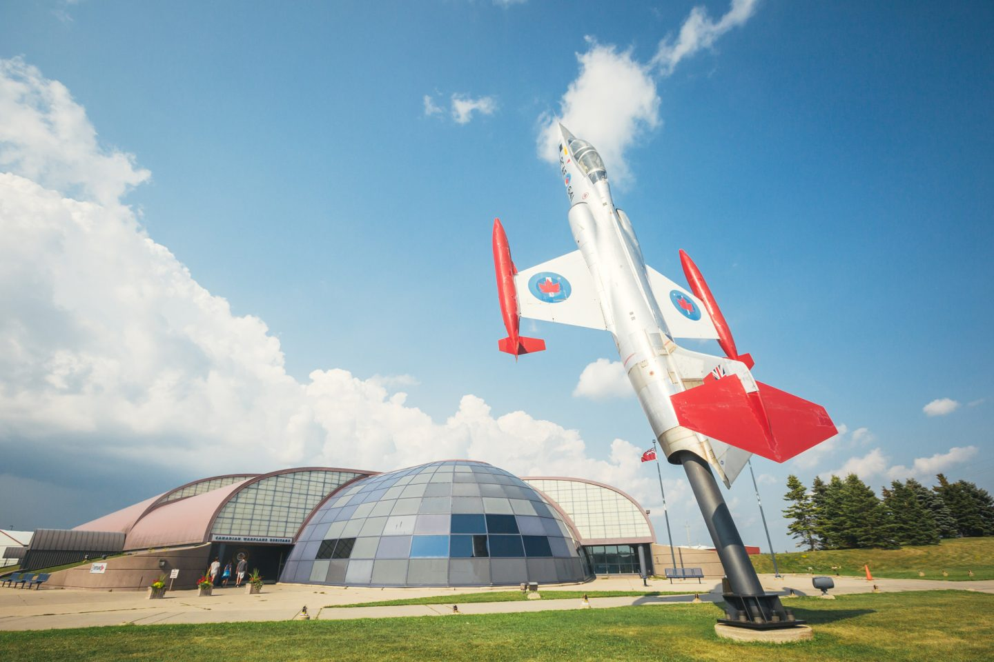 Canadian Warplane Museum – Save up to $8 off regular admission
