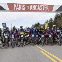 2020 Paris to Ancaster Bike Race