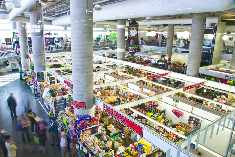 Hamilton Farmers' Market