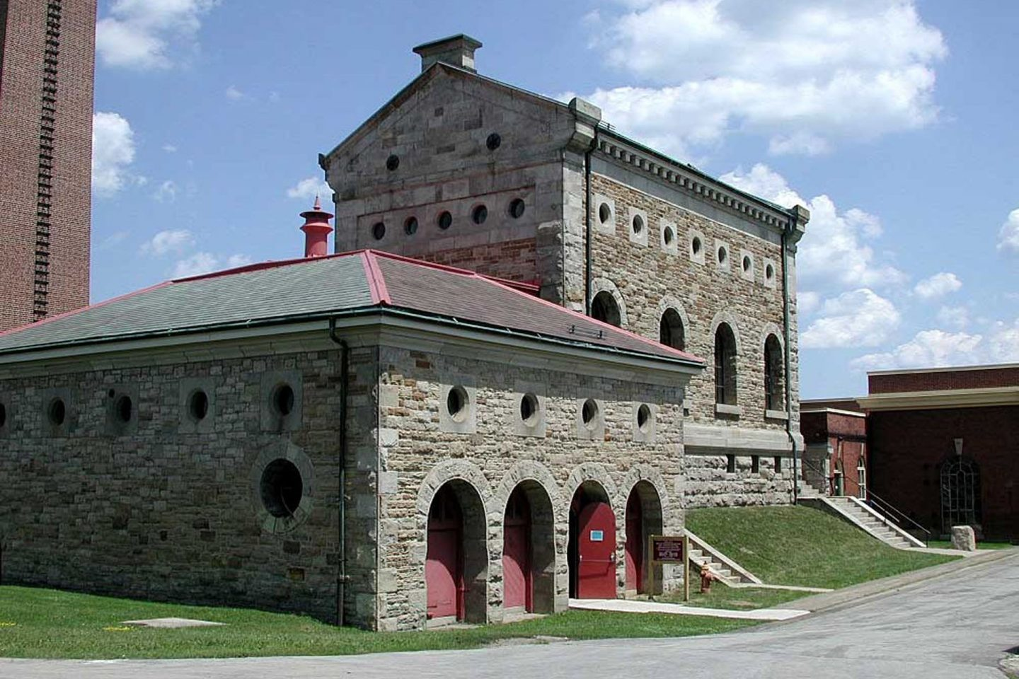 Hamilton Museum of Steam & Technology - National Historic Site
