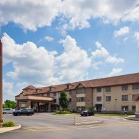 Best Western Plus-Burlington Inn & Suites