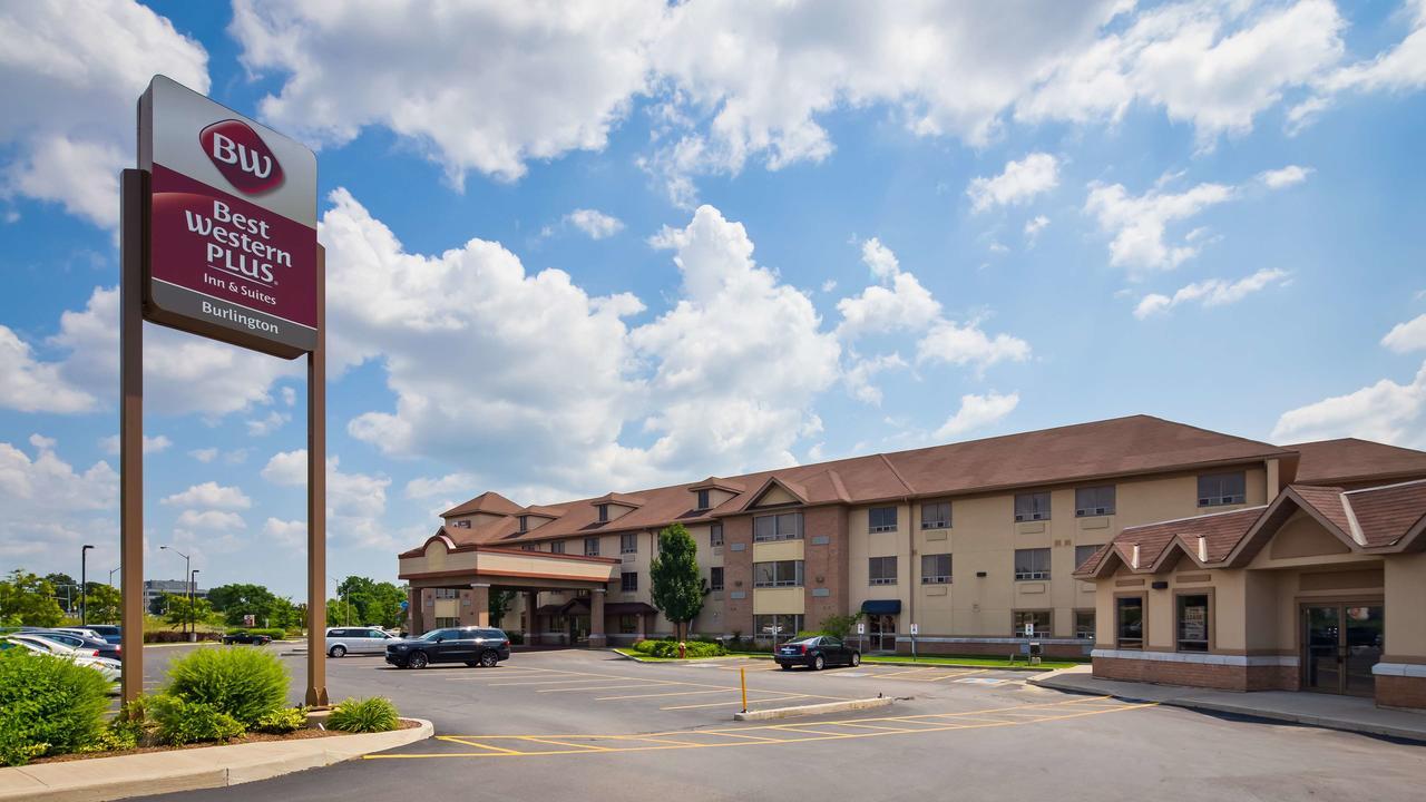 Best Western Plus-Burlington Inn & Suites