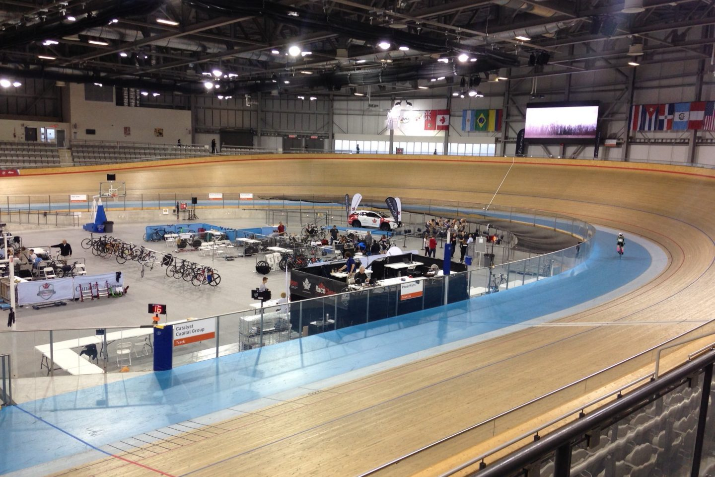 The Mattamy National Cycling Centre