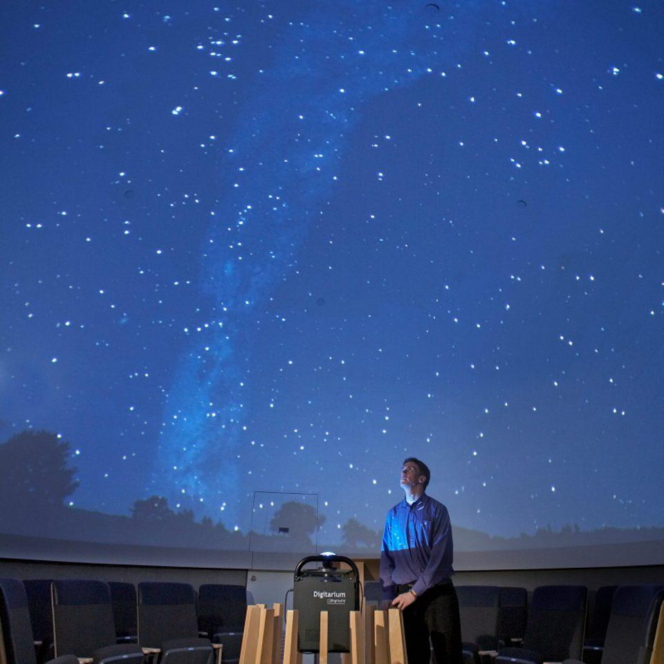 McMaster Planetarium