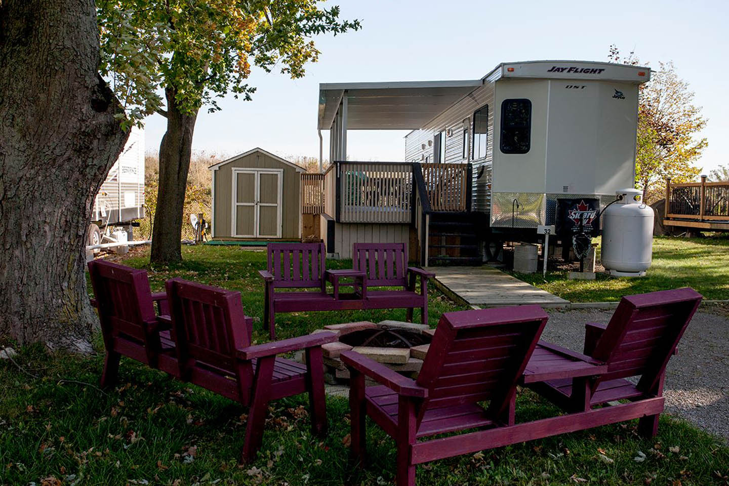 Olympia Village RV Park & Campground