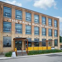 The Paris Wincey Mills