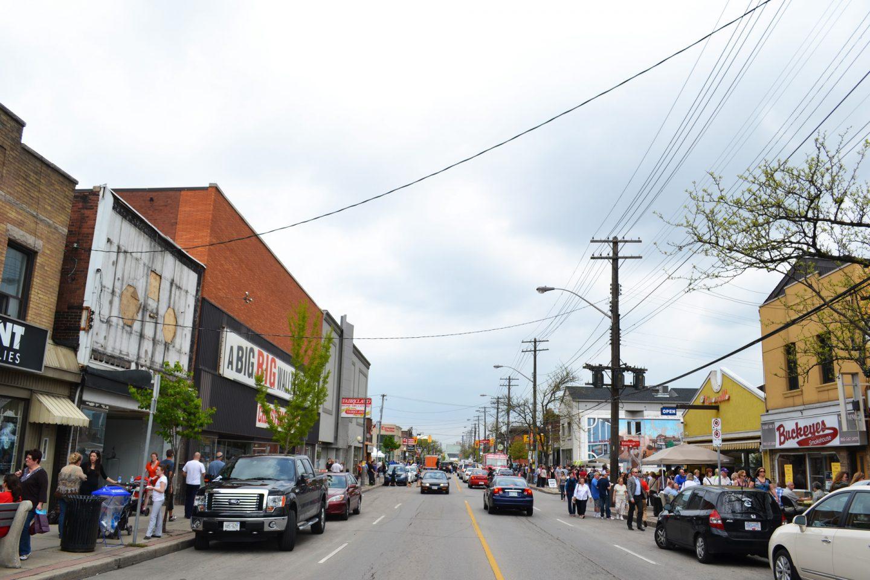 Ottawa Street Hamilton