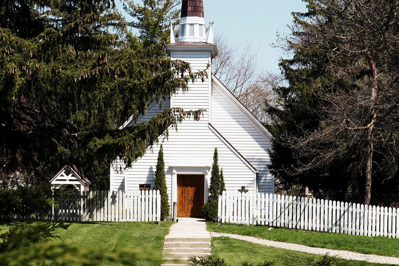 Mohawk Chapel: Her Majesty's Royal Chapel of the Mohawks