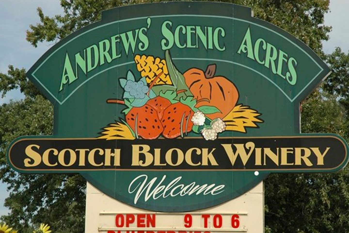 Scotch Block Winery
