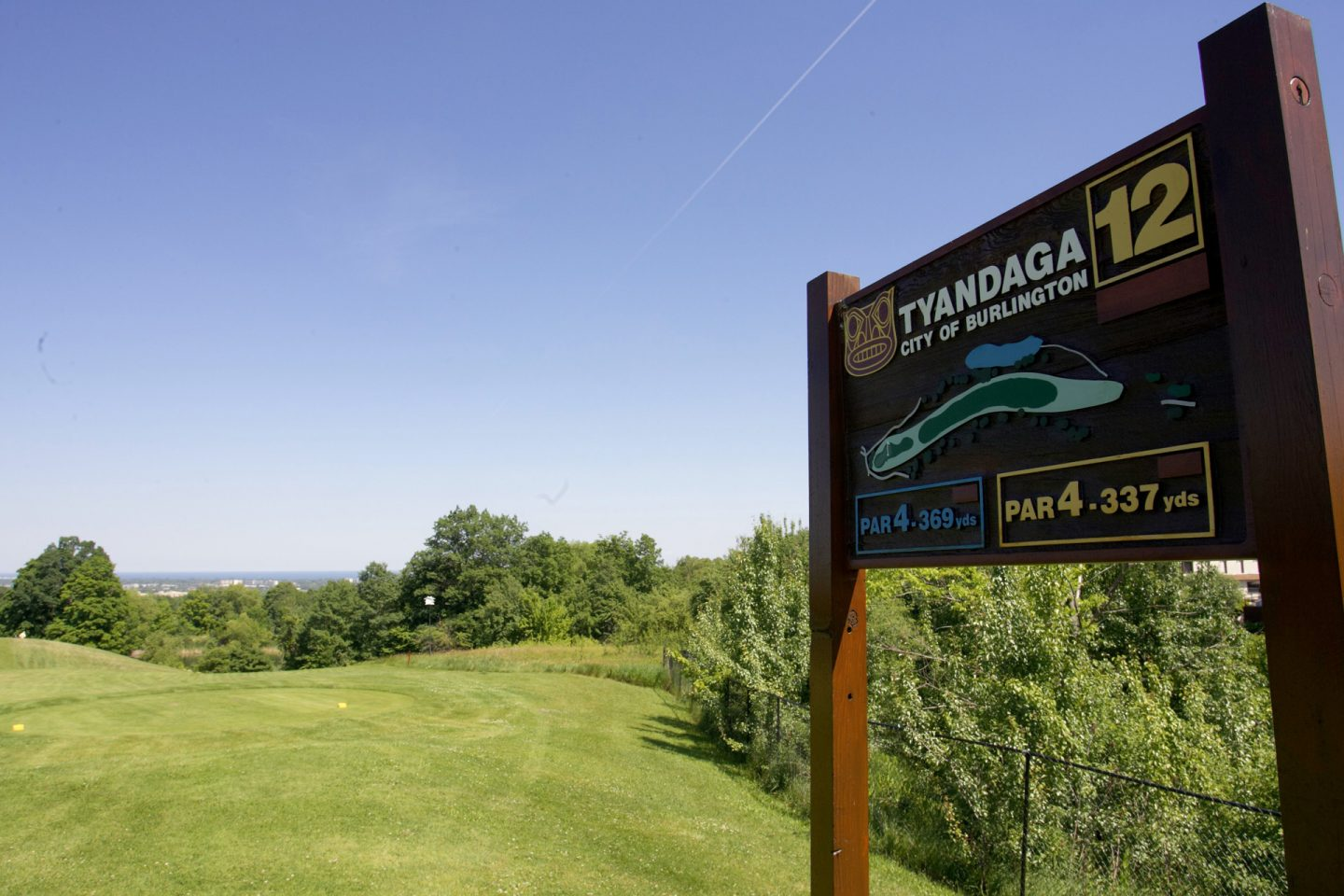Tyandaga Municipal Golf Course