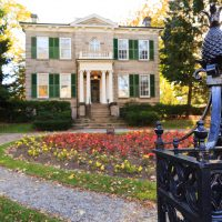 Whitehern Historic House & Garden – National Historic Site
