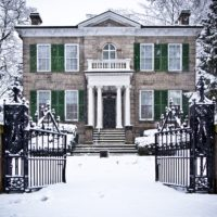 Whitehern Historic House & Garden – National Historic Site