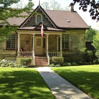 The Homestead 1867