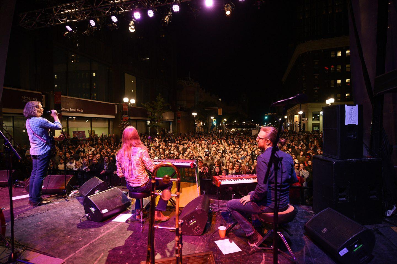 Skytop Live Concert Series