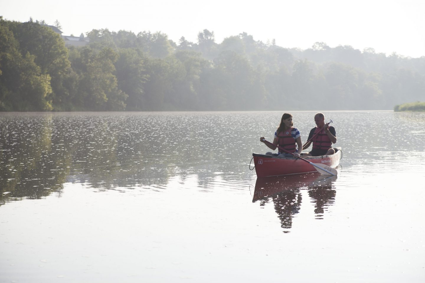 Canoe Trips on the Grand River