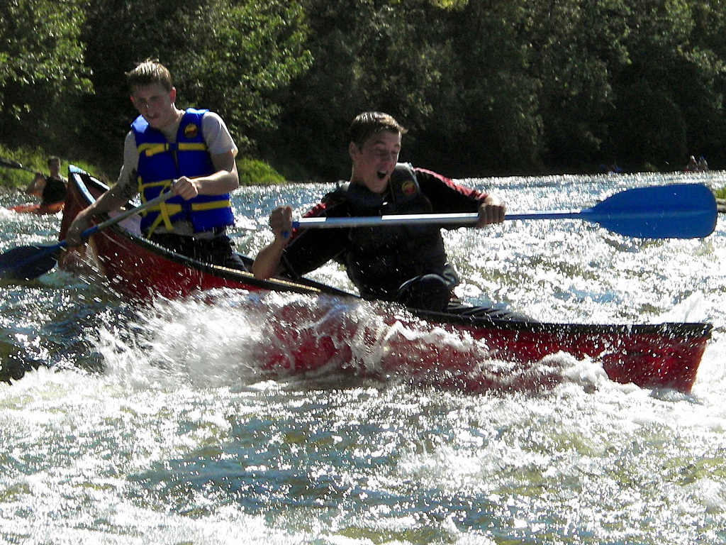 Nith River Adventure – 5 Hour Guided Whitewater Experience