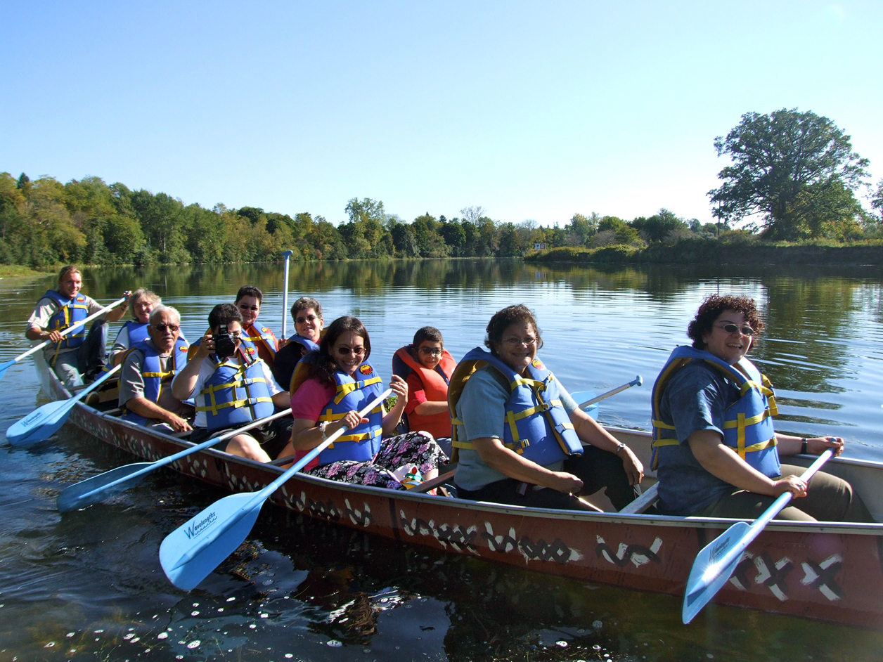 Voyage of the Iroquois, Group Package