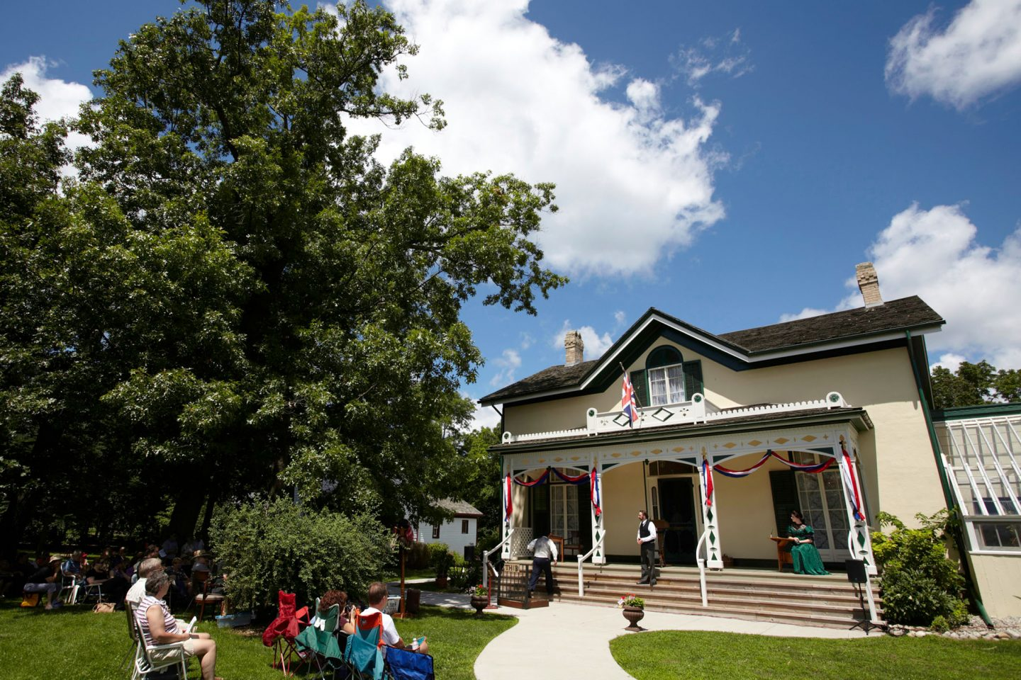"""A """"Loonie"""" Family Day at Bell Homestead"""