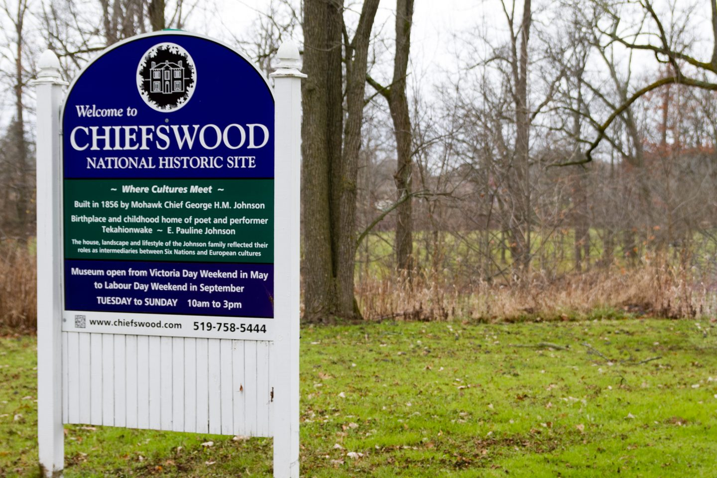 2 for 1 Admission at Chiefswood National Historic Site