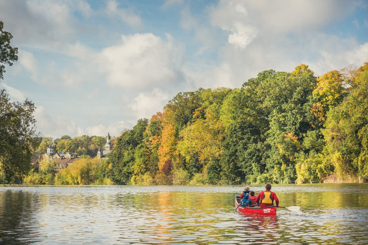 Sip, Shop and Paddle in Brantford