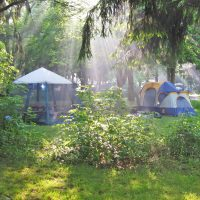 The Grand Canoe Camping Experience