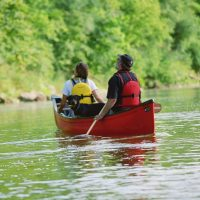 Learn to Paddle Experience – Guided to Earn a Paddle Canada Canoeing Basic Skills Certification