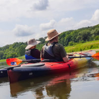 Cambridge to Paris Route with Grand River Rafting Company