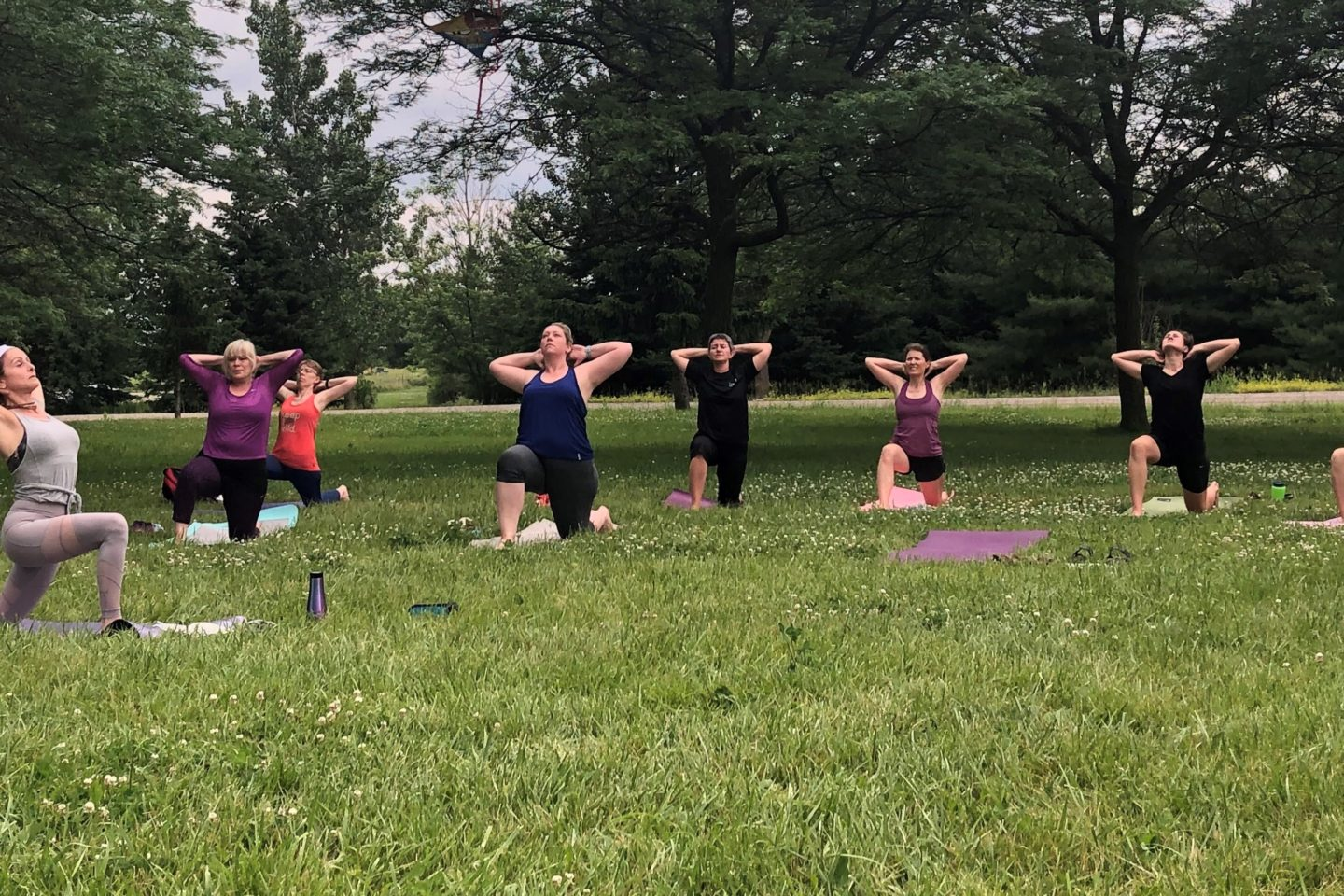 Yoga In The Park- Presented by Modo Yoga Milton