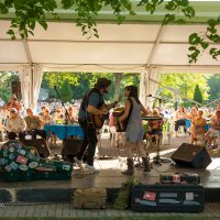 Garden Music Nights: Country and Roots