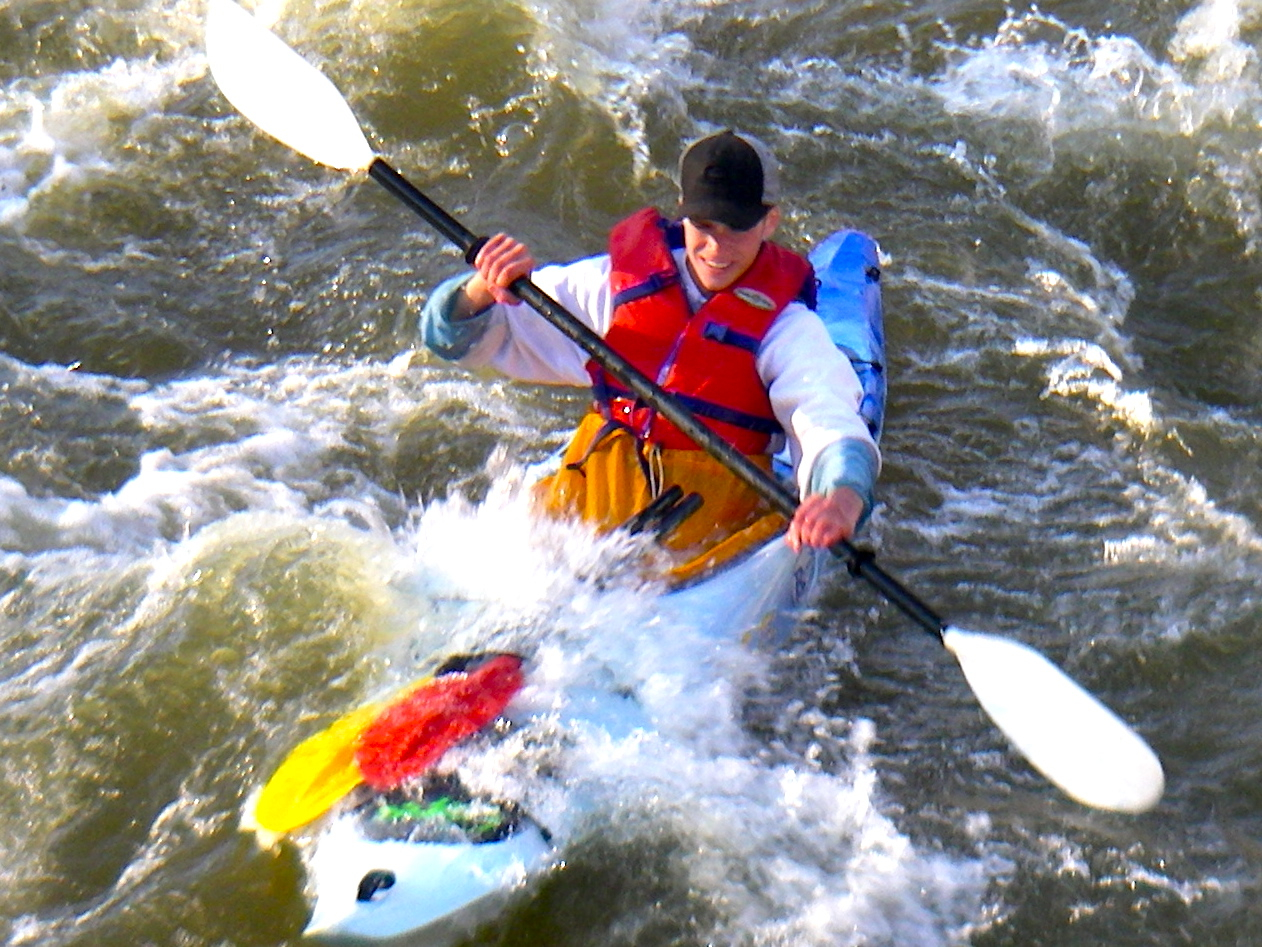Nith River Adventure – Whitewater Experience