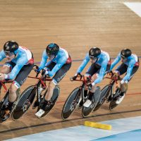 2020 Track Cycling World Cup Milton