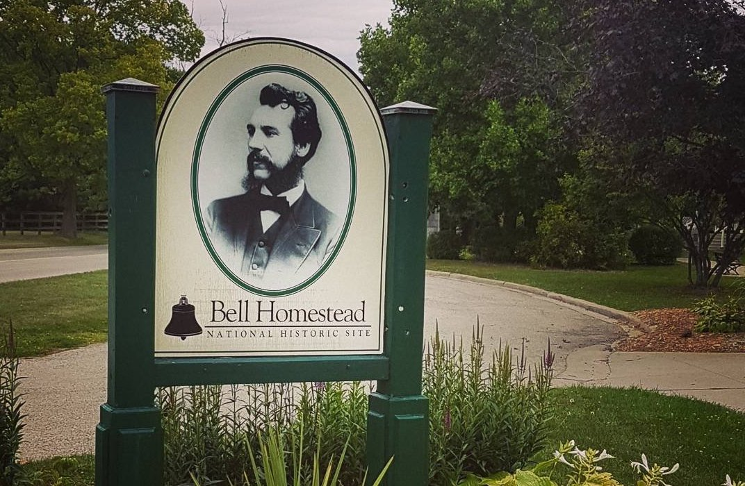 Dessert is on Us at Bell Homestead, National Historic Site