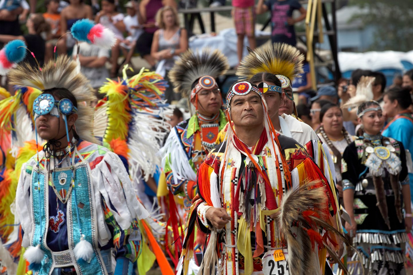 2019 Grand River Champion of Champions Pow Wow