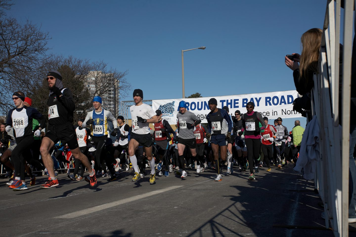 2019 Around the Bay Road Race