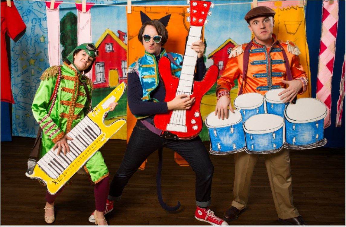 Theatreworks USA's Pete the Cat: The Musical