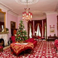 Christmas Evening Tours at Dundurn Castle