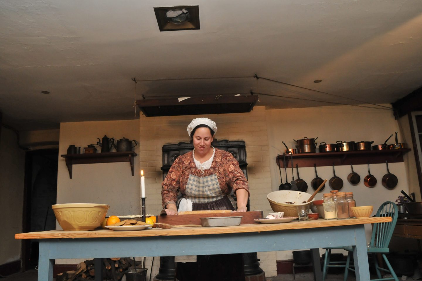 Delicious Desserts: Historic Cooking Workshop