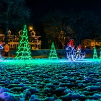Burlington Lakeside Festival of Lights