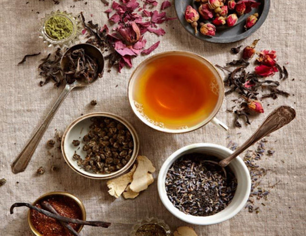 Wild Teas of the Forest Experience