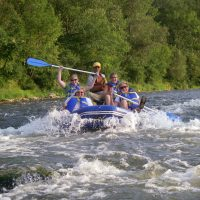 Nith River Whitewater Rafting Group Package