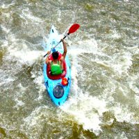 Nith River Instructional Whitewater Experiential Learning Adventure