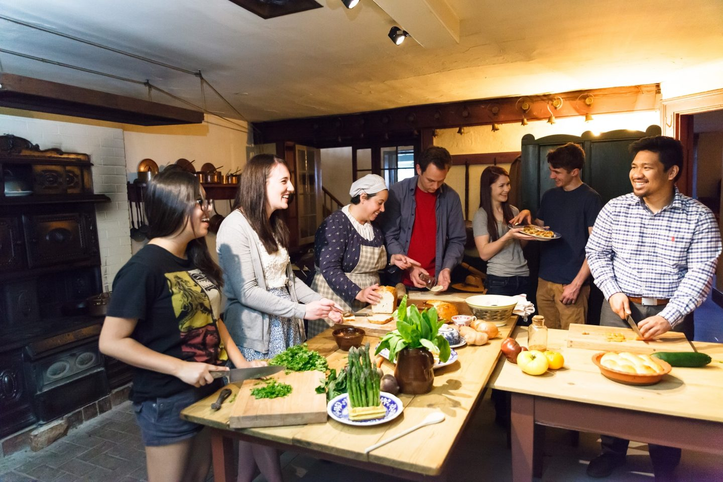 MacNab's Kitchen at Dundurn Enhanced Experience